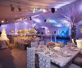 12m 명확한 경간 아름다운 낭만주의 결혼식 천막