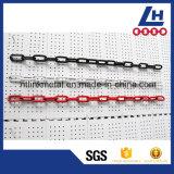 Encadenamiento de conexión de elevación del recubrimiento plástico del acero de aleación G80