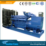 Tipo generatore del rimorchio di potere stabilito di generazione diesel dei generatori elettrici di Genset