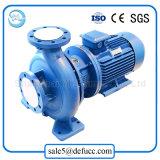 Bomba de água horizontal do motor elétrico da sução do fim para o sistema de irrigação