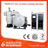 Machine de van uitstekende kwaliteit van de Deklaag van het Blad PVD van het Roestvrij staal/Machine van de VacuümDeklaag van de Grootte PVD van de Pijp van het Roestvrij staal de Grote/het Gekleurde Blad van het Roestvrij staal