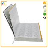 Stampa personalizzata dello scomparto dell'opuscolo del libro di coperchio molle