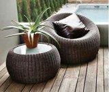 Mobilia esterna di modello speciale del patio della mobilia che pranza insieme