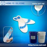 Medizinischer Silikon-Gummi für Silikon-Einlegesohle