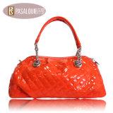 レディースのためのハンドバッグの熱い販売のさまざまなカラーPUデザイン