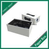 Boîte en carton pour emballage à lumière LED avec inserts en mousse