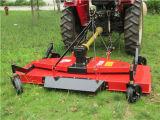 Instrumentos de la granja cortacéspedes montado alimentador del final del Ce de 3 puntas