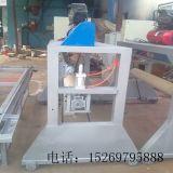 Máquina de la luz del capo motor de la maquinaria de carpintería de la máquina del blindaje