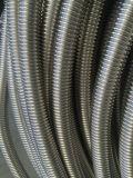 Tube en métal flexible en acier inoxydable
