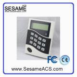 Comparecimento do tempo da rede e controle de acesso (SEF)