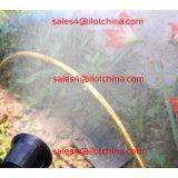 Pulvérisateur manuel en plastique de déclenchement de compactage de fleur de jardin de main d'Ilot 3litre