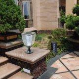 Lámpara de luz de jardín recargable LED de energía solar IP65
