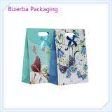Мешок цветастых ювелирных изделий высокого качества бумажный