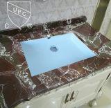 Trous en céramique rectangulaires de débordement des bassins With3 de salle de bains de certificat de Cupc (SN029)