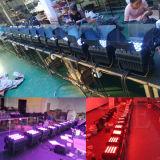 20X10W RGBW 4in1 im Freien wasserdichte LED PAR Scheinwerfer Bühnenscheinwerfer