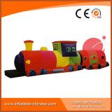 Traforo a forma di del treno gonfiabile dei nuovi prodotti per i giochi T5-207