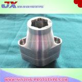 Fast personalizados de piezas de prototipos de aluminio y mecanizado CNC