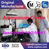 Качество еды цитрата Triammonium