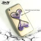 Shs modischer flüssiger Telefon-Kasten des Sand-TPU für Sony Z5