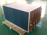 Hochleistungs--kupfernes Gefäß-Al-Flosse-Verdampfer für Wärmepumpe
