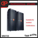 El FAVORABLE altavoz audio de la etapa se dobla los altavoces Srx725 de 15 pulgadas