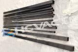 Macchina di rivestimento del plasma dell'oro PVD del tubo dello strato della mobilia dell'acciaio inossidabile di Hcvac, macchina di placcatura dello ione