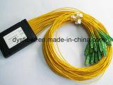 PLC Plitter del pacchetto dell'ABS 1*32 con il connettore dello Sc APC