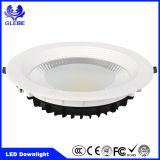 Luz de techo ahuecada 30W caliente de la dimensión de una variable redonda 120V LED de la venta