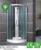 Pièce jointe en verre d'aluminium professionnelle de luxe de douche du bâti 8mm d'alliage