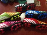 O futebol barato do modelo novo calç as sapatas do esporte (FF1110-3)
