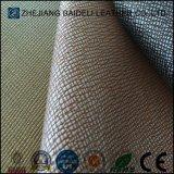 Cuir synthétique antifriction d'unité centrale de PVC pour Madame Fashion Bag