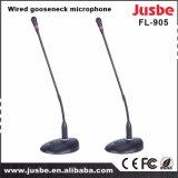 Микрофон конденсатора Gooseneck FL-905 Desktop для учить