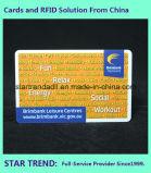 De Kaart van de Verzekering van de Kaart van pvc met Handtekening voor Kliniek