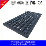 IP68のシリコーンのMecial極度の細いキーボードは病院のために評価した
