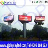 Grand étalage de publicité P6 de panneau de DEL extérieur