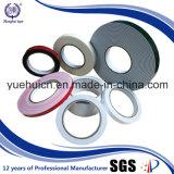 con varios talla y colores el doble adhesivo echó a un lado cinta