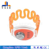De Slimme Manchet op hoge temperatuur van het Silicone RFID voor het Digitale Volgen