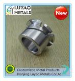 6061 алюминиевая часть CNC подвергая механической обработке
