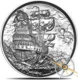 Événement de promotion de la qualité supérieure de l'émaillage doux Médailles d'argent en métal