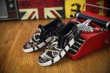 Formscrawl-Tarnung-flache Mann-Schuhe (NX 447)