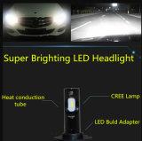 Brighting 최고 자동차 또는 차 LED 헤드라이트
