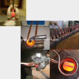 Calentador de inducción de alta frecuencia ambiental de IGBT para soldar