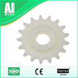 Nylon des Rad-16t für industrielles Plastikrollen-Kettenrad
