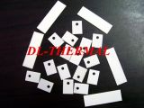 papel de aluminio de fibra de cerámica del aislante termal de la temperatura del estándar de 3m m