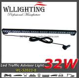 35.5 인치 화살 지팡이 LED 경고등 바