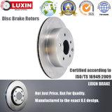 차 부속품 브레이크는 닛산을%s 디스크 브레이크 회전자를 또는 Opel 또는 Renault 또는 Vauxhall 분해한다