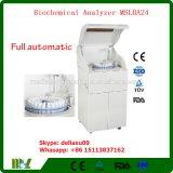 Полн-Автоматическое биохимическое цена анализатора от фабрики Mslba24A