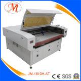 Duidelijke Automatische het Voeden Laser Scherpe Machine (JM-1610t-bij)