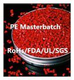 Color plástico Masterbatch para la bolsa de plástico