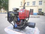 2 motor diesel refrigerado por agua del cilindro 25kw